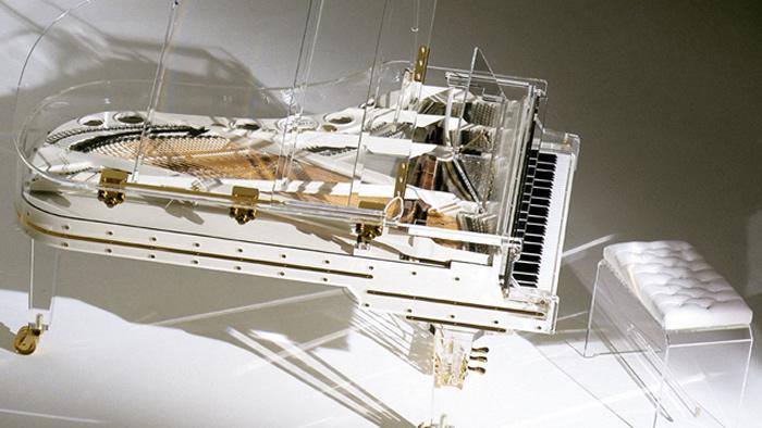 Piano: Heintzman Crystal