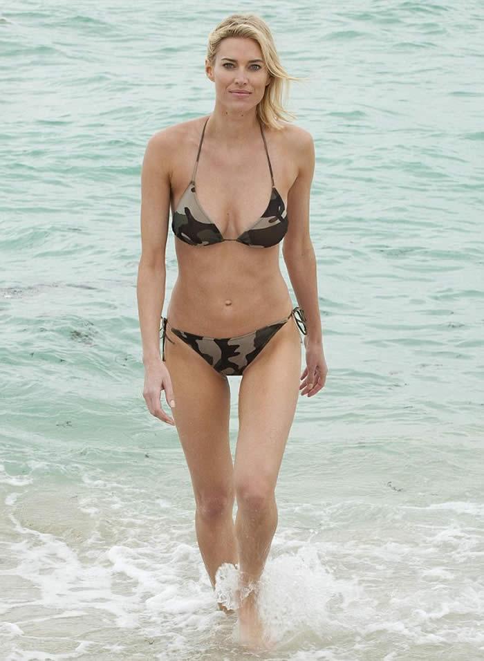 Kristen Taekman Bikini