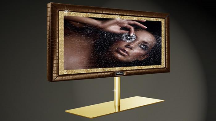 Television: PrestigeHD Supreme Rose Edition