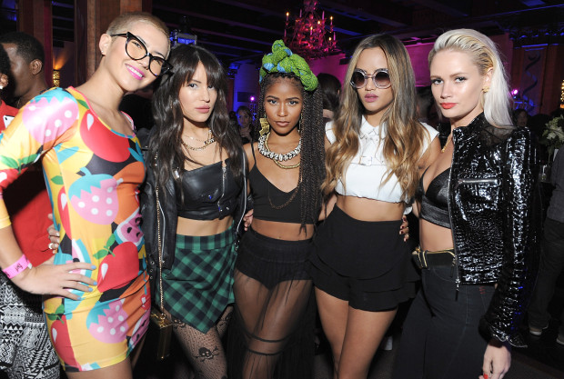 Simone Battle got her big break touring as an intern for the Black Eyed Peas