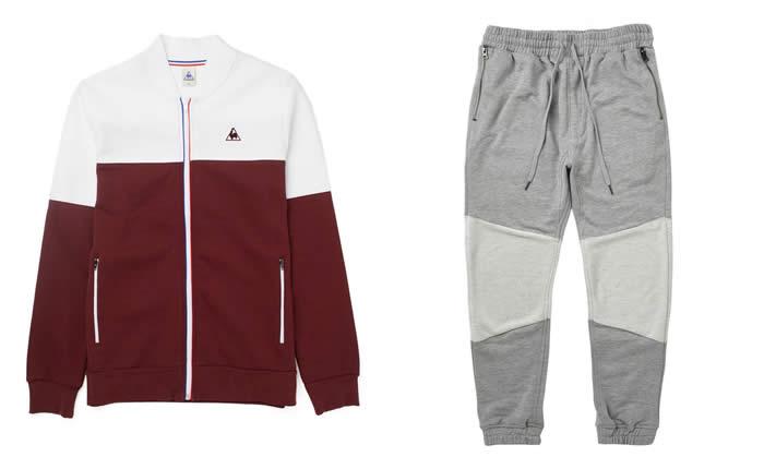 Spring-ready Sportswear
