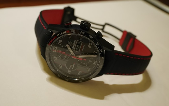 Edition Nissan Nismo watch
