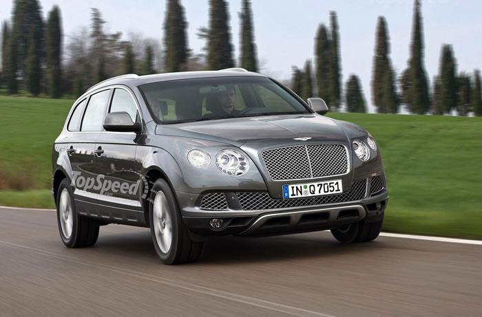 2016 Bentley Suv Price