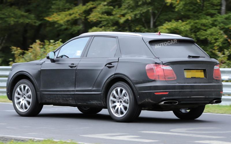 2016 Bentley Bentayga SUV