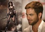 Chris Pine Wonder Woman