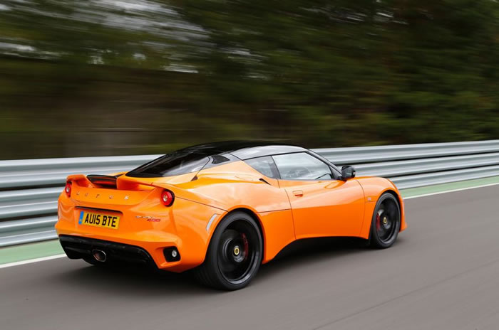 2015 Lotus Evora 400 Review