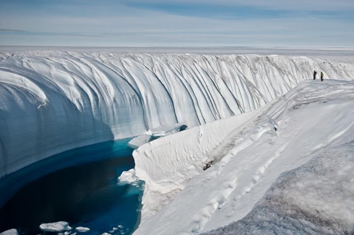 North Ice, Greenland