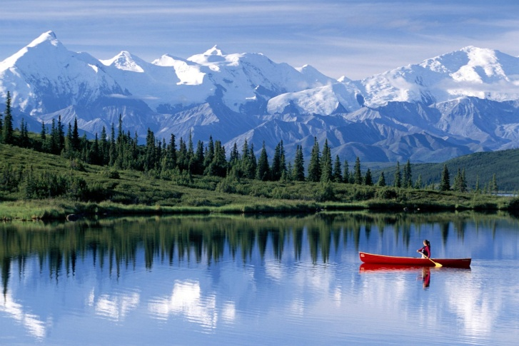 Prospect Creek, Alaska, USA