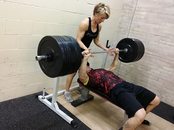 Rep Bench Press