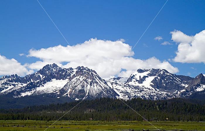 Stanley, Idaho, USA