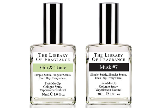 The Boutique Fragrance: The Library Of Fragrance