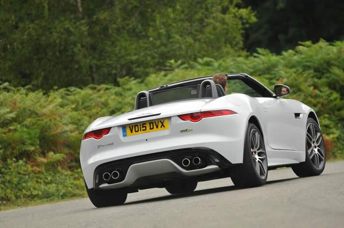 2016 Jaguar F