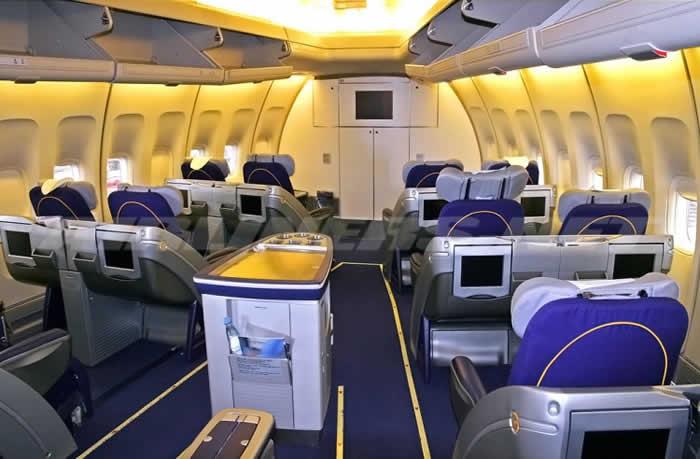 Boeing 747-430 worth $233 Million