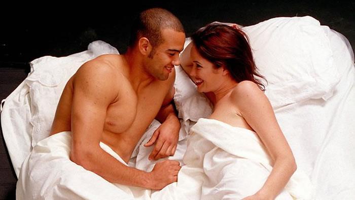 Men want more sex