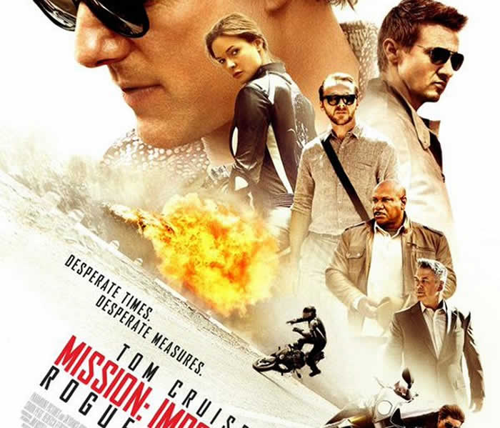 Mission Impossible Movie 2015