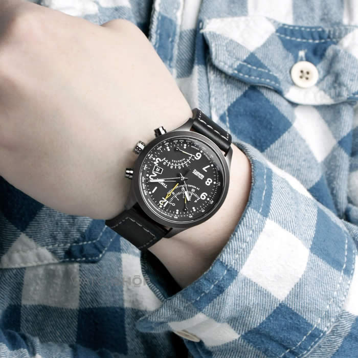 Timex Fly-Back