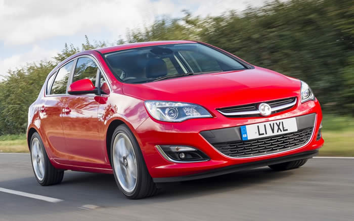 Vauxhall Astra Cars