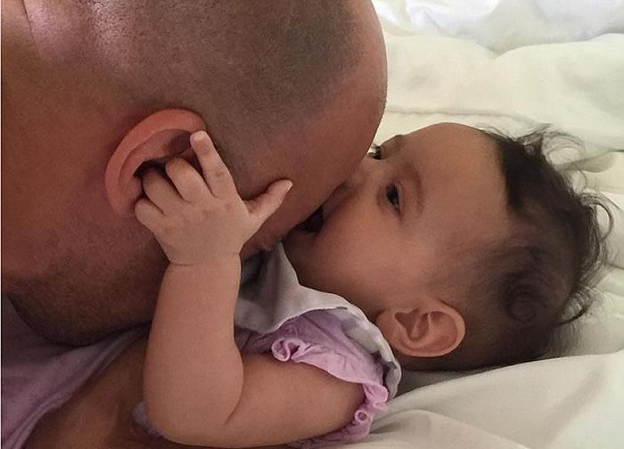 Vin Diesel little girl Pauline
