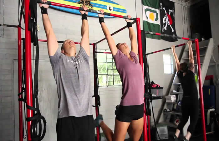 Cross fit's Filthy 50