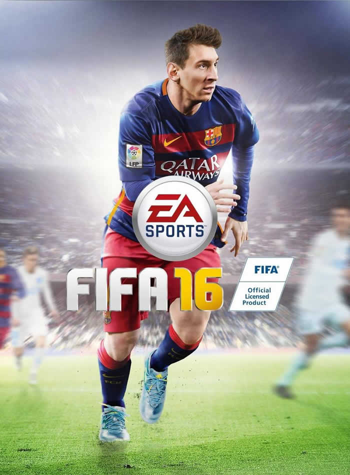 Best games coming out in 2015: FIFA 16