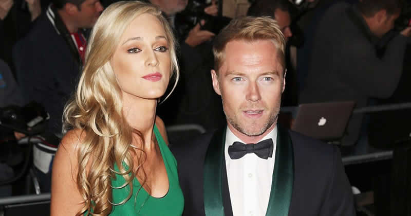 Ronan and Storm Keating