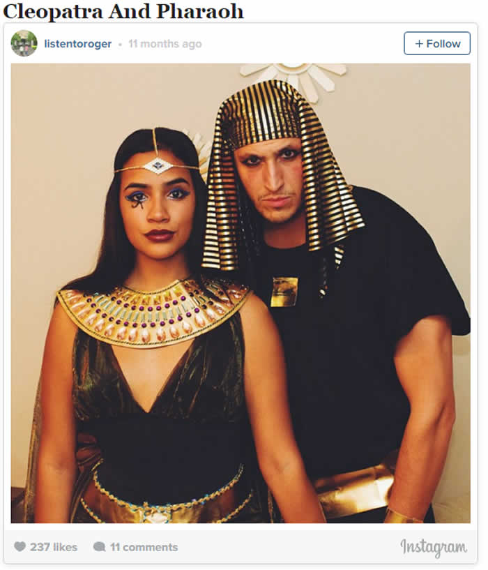 Cleopatra And Pharaoh