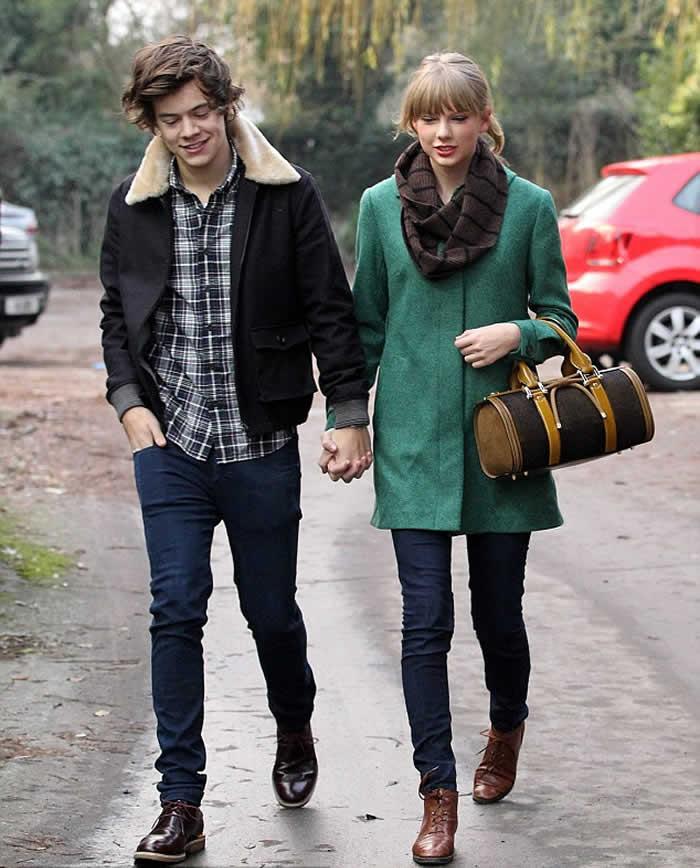 Harry Styles 'blasts ex Taylor Swift