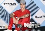 Justin Bieber wins five MTV EMAs