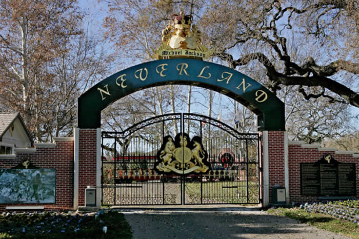 She Had A Party At Michael Jackson's Neverland Ranch