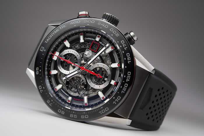 Carrera Wearable Watch