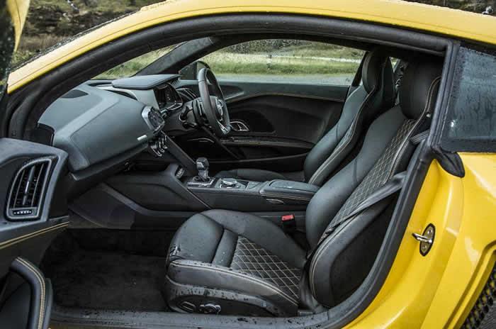 2015 Audi R8 Plus