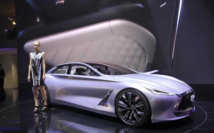 Infiniti Q80 concept car