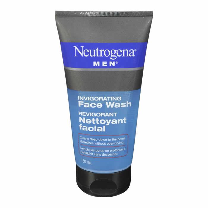 Neutrogena Men Invigorating Face Wash