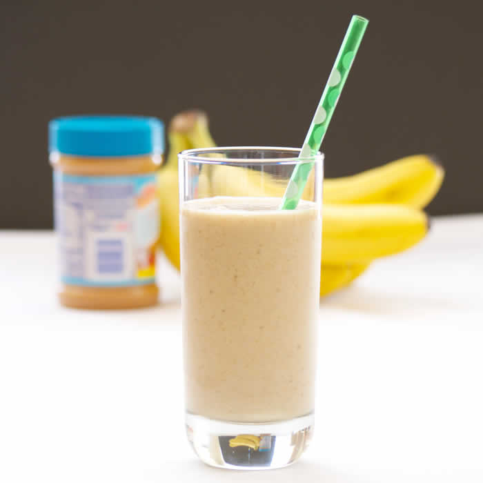 Butter Smoothie