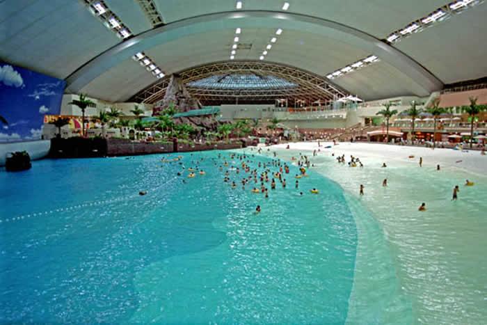 SeaGaia Ocean Dome, Japan