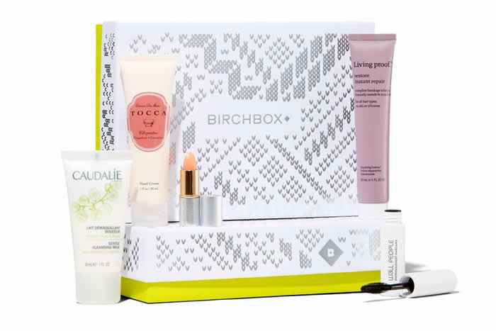 For the Beauty Sampler: Birchbox of the Month
