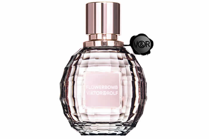 For the Chic Scented: Flowerbomb by Viktor & Rolf
