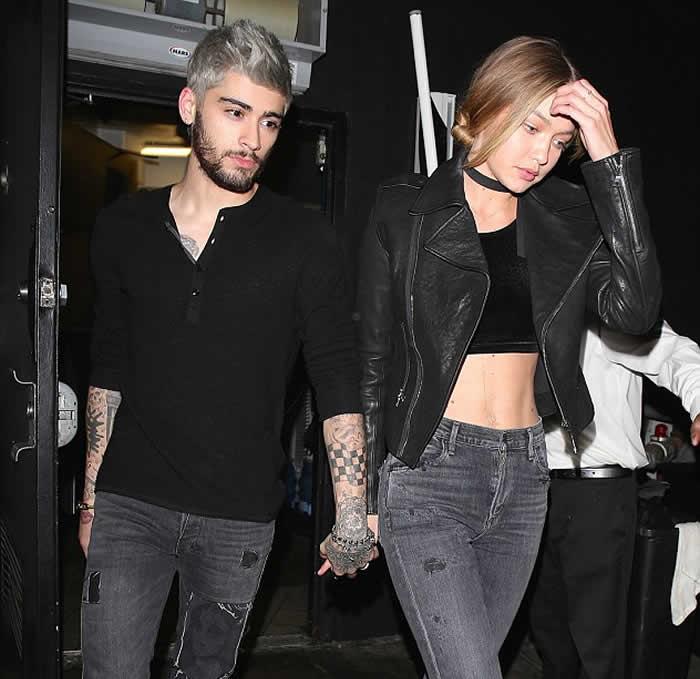 Gigi Hadid & Zayn Malik Go NYC Apartment Hunting Together