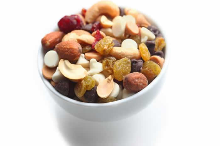 Granola and Trail Mix