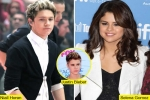 Niall Horan's Sure Justin Bieber's One Direction