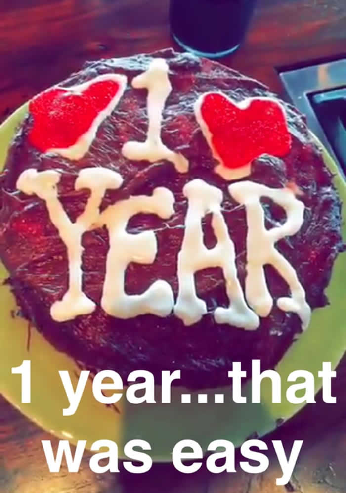 Taylor Swift Anniversary Gift