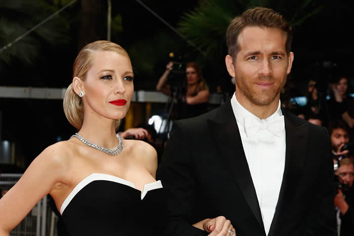Blake Lively and Brother Eric Lively