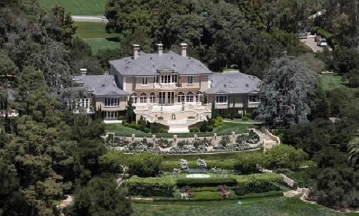 Oprah Winfrey – Home Cost: $50 Million