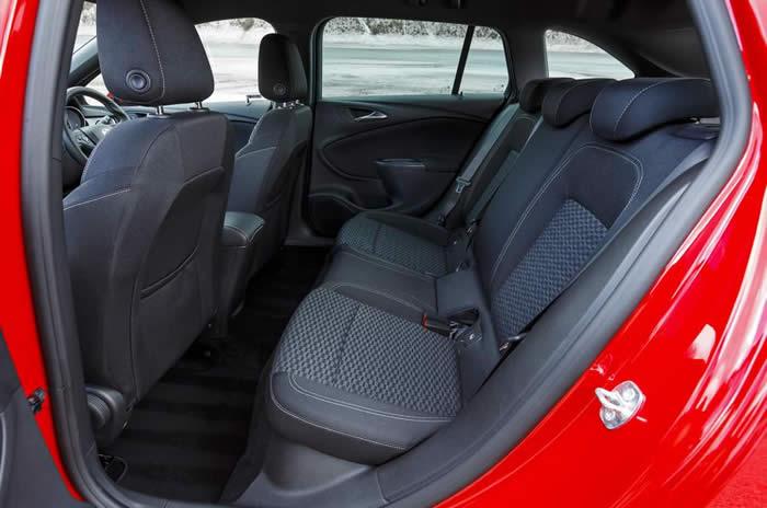 2016 Vauxhall Astra 1.6