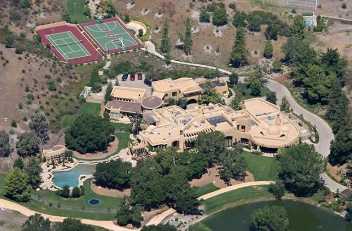 Will Smith – Home Cost: $20 Million