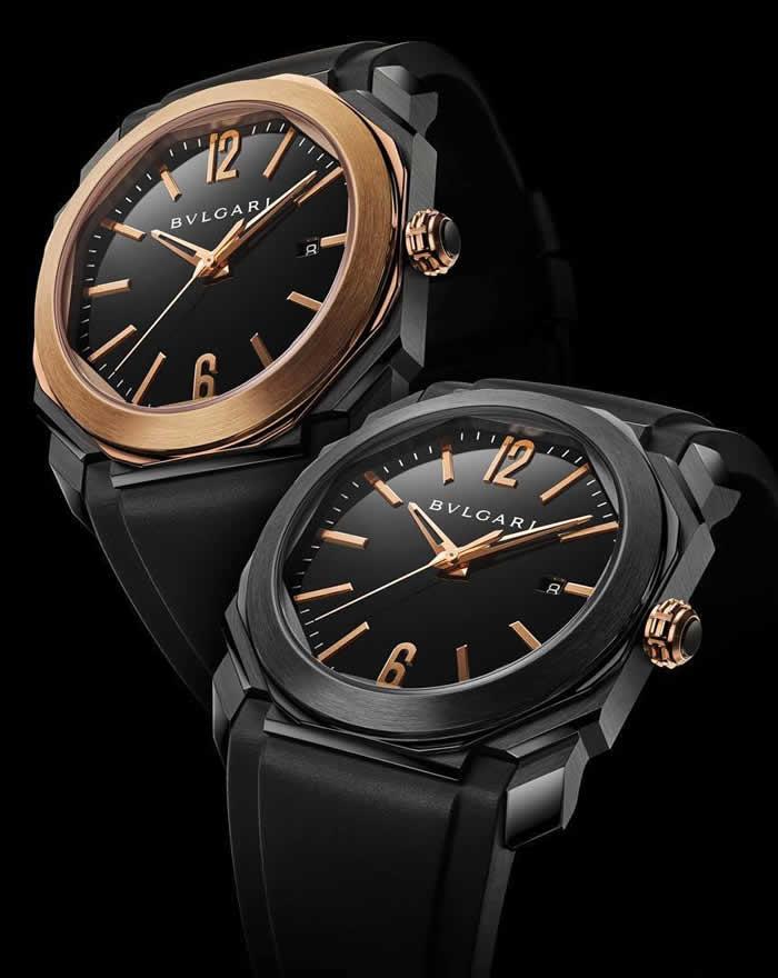 Bulgari Octo Ultranero Watches