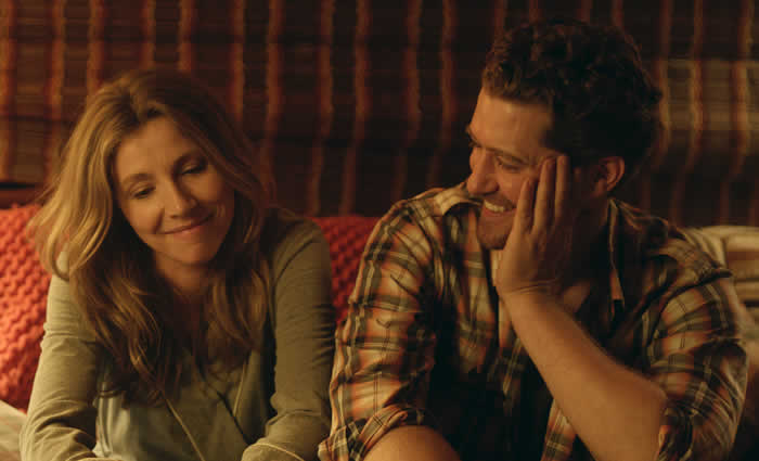 After the Reality Matthew Morrison and Sarah Chalke