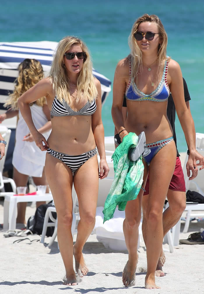 Ellie Goulding Bikini Photos