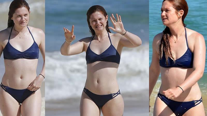 Harry Potter Bikini Body