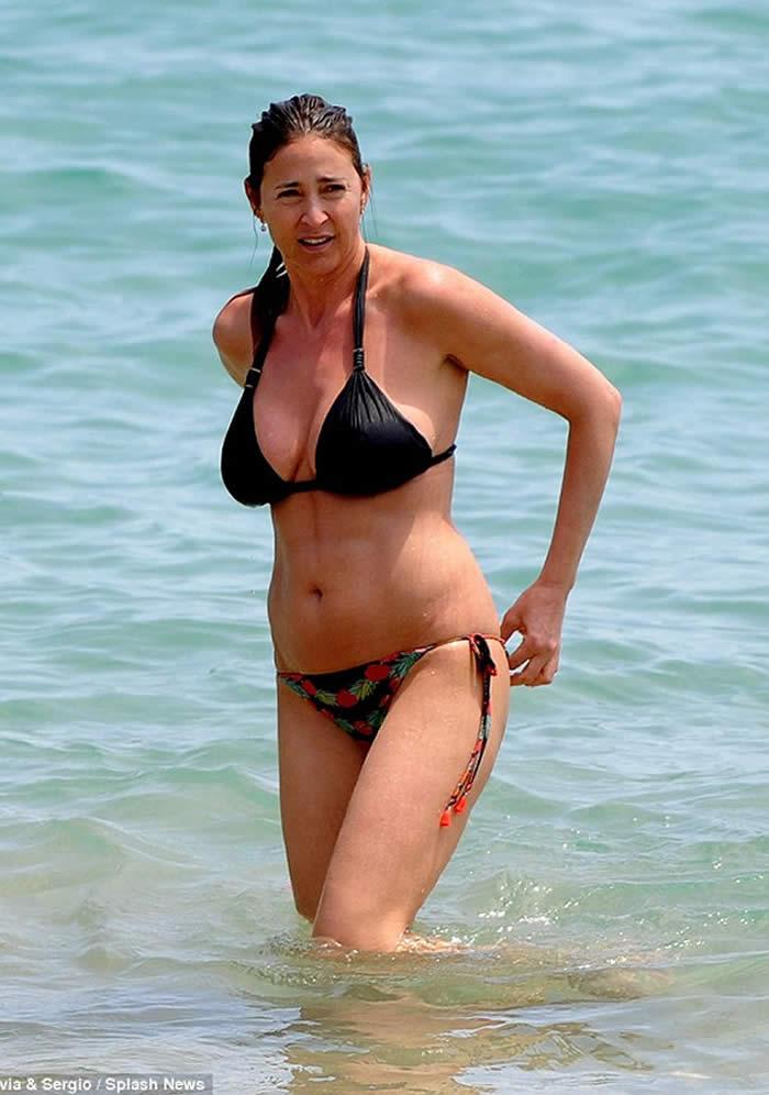 Lisa Snowdon Bikini Body